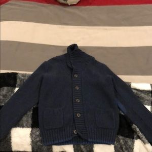 Mini Boden Button Up Jacket